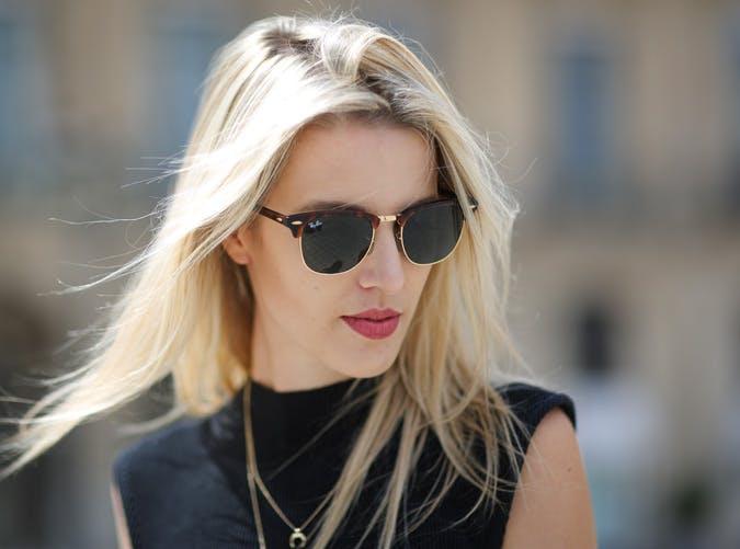 5 Secrets of Women Who Never Break Their Sunglasses
