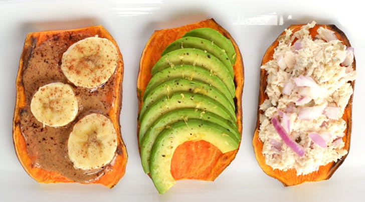Sweet Potato Toast Is the New Avocado Toast
