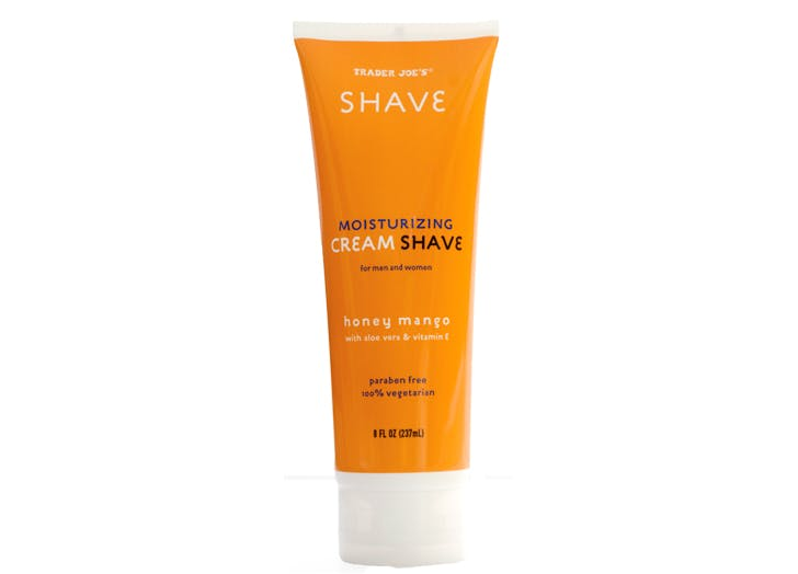 traderjoes shavecream