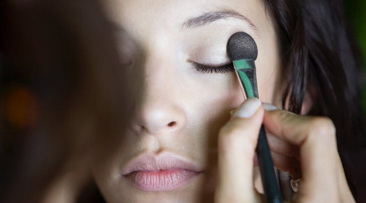 How to Make Cheap Drugstore Eye Shadow Look Expensive