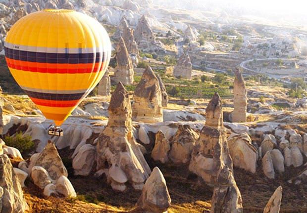 TravelHub Cappadocia