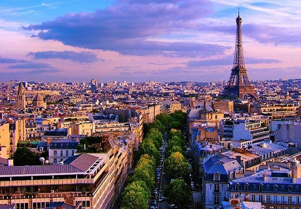 TravelHub Paris