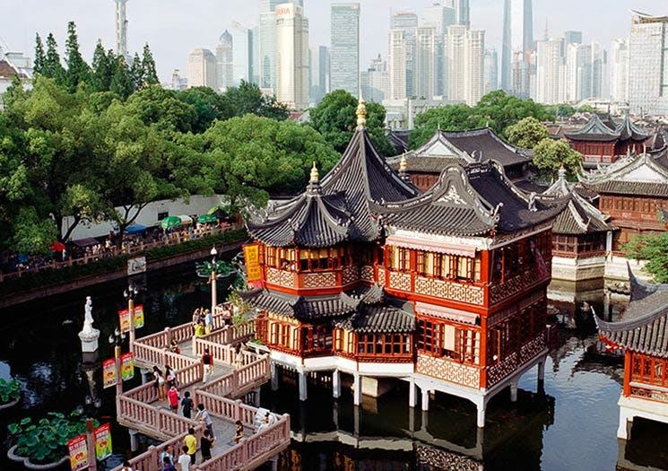 TravelHub Shanghai
