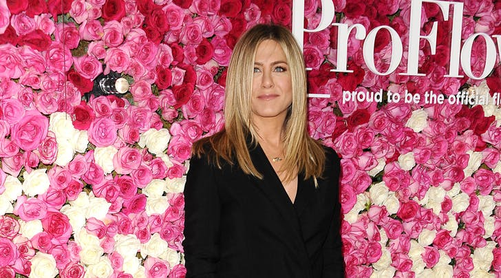 Jennifer Aniston Is Not Pregnant; *Is* Fed Up