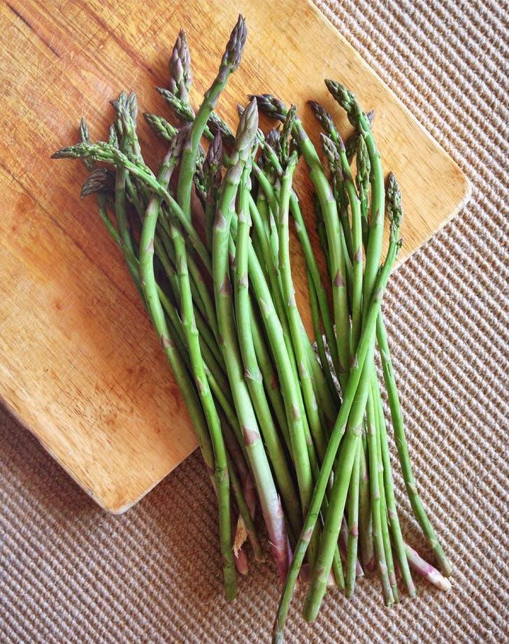 asparagus list