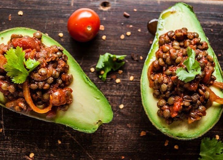 avo lentils