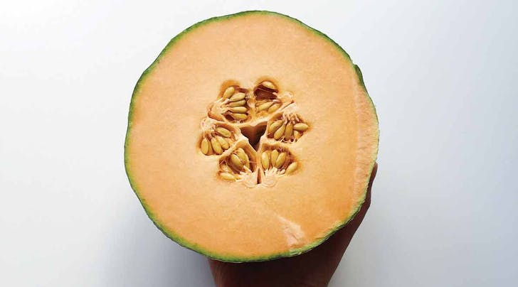 Why You Should Be Roasting Your Cantaloupe Seeds