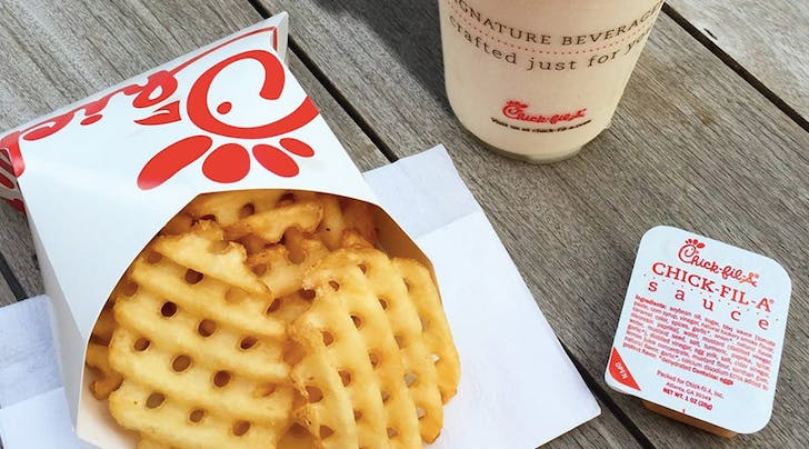 OMG! Chick-Fil-A Is Giving Away Free Food Today