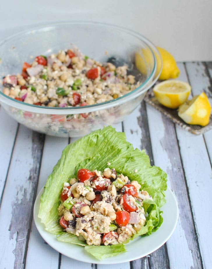 cold tunawrap & 24 Cold Dinner Recipes for Hot Nights - PureWow
