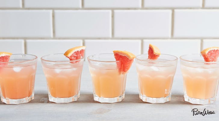 Grapefruit Wine Is the 3-Ingredient Cocktail You Must Try