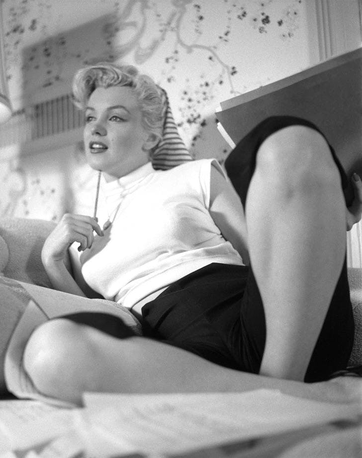 icons marilyn