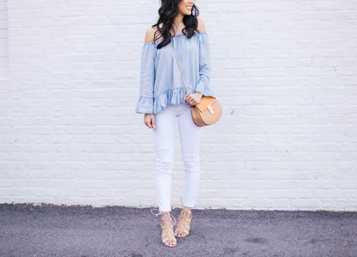 jeans colorchic