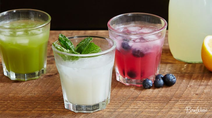 5 Incredibly Refreshing (and Easy) Lemonade Recipes