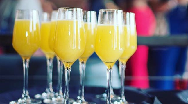 The Simple Twist That Makes Mimosas Even More Delicious