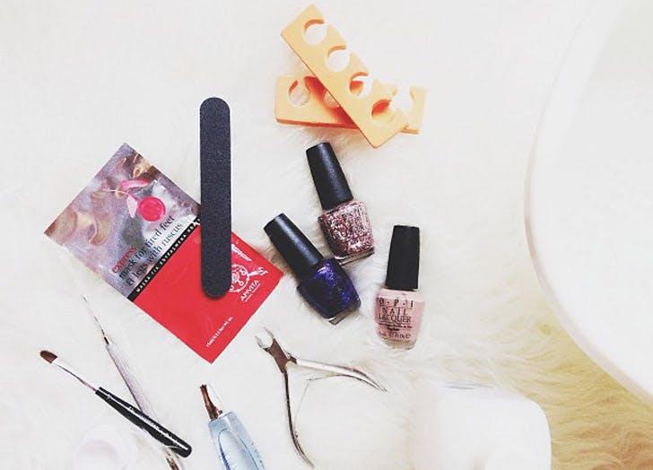 nail tools list