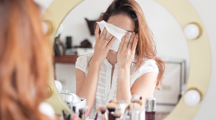 Uh Oh, Weve All Been Using Our Makeup Wipes Wrong