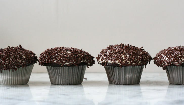 onebowl cupcakes
