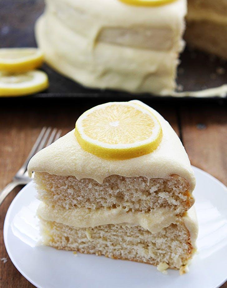 onebowl lemoncake