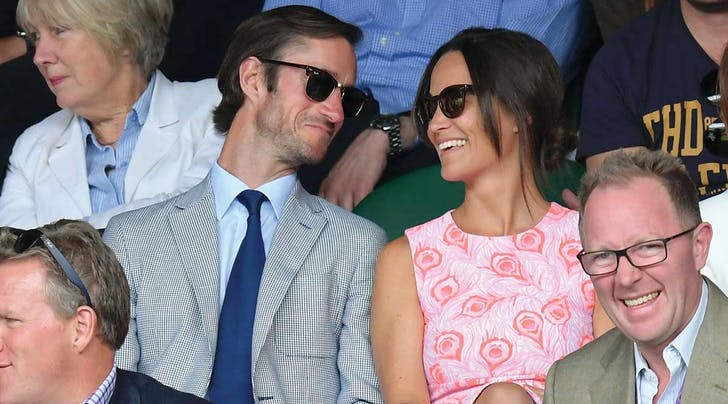 Its Official: Pippa Middleton Is Engaged!