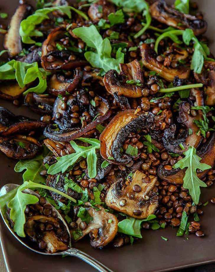 protein lentils