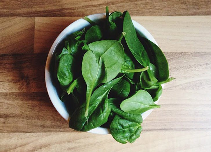 spinach list