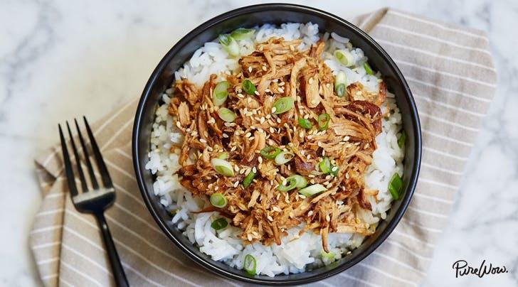 Slow-Cooker Chicken Teriyaki