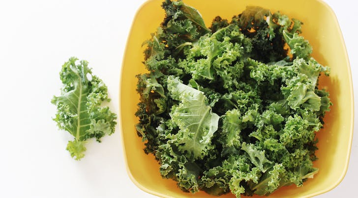 Um, The Worlds First Kale-Eating Competition is Happening This Saturday