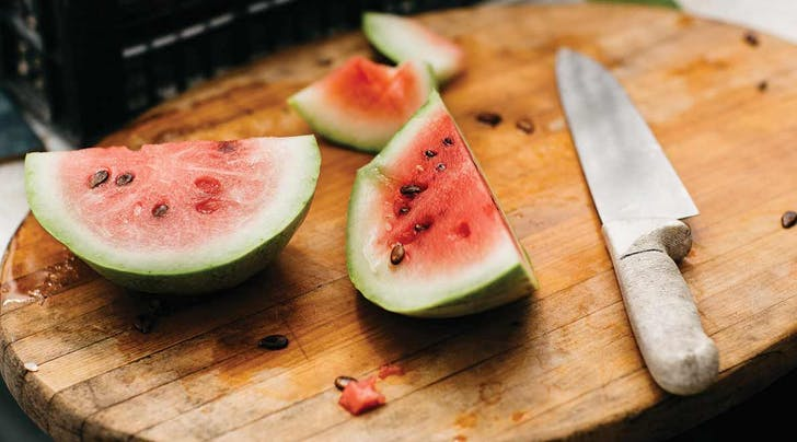 FYI: Watermelon Seeds Are the New Sunflower Seeds