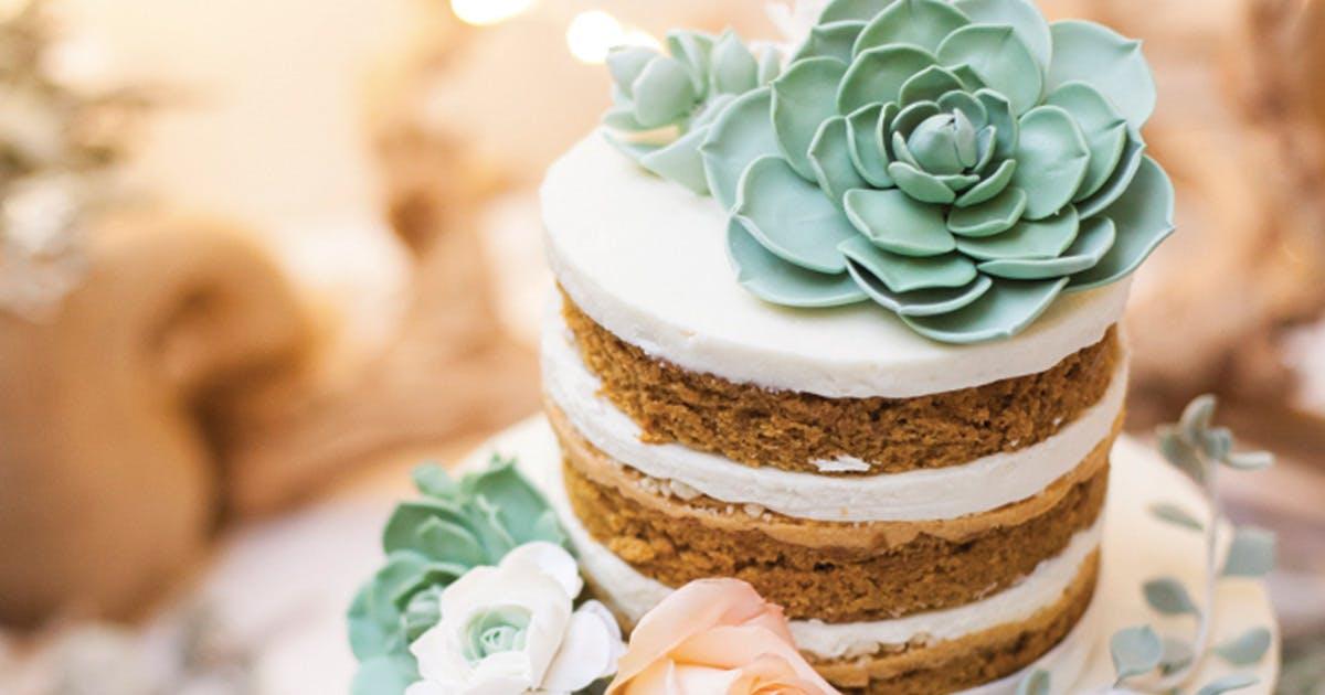 Keto Wedding Cake Recipe: 7 Wedding Cake Trends That Are Huge In 2017