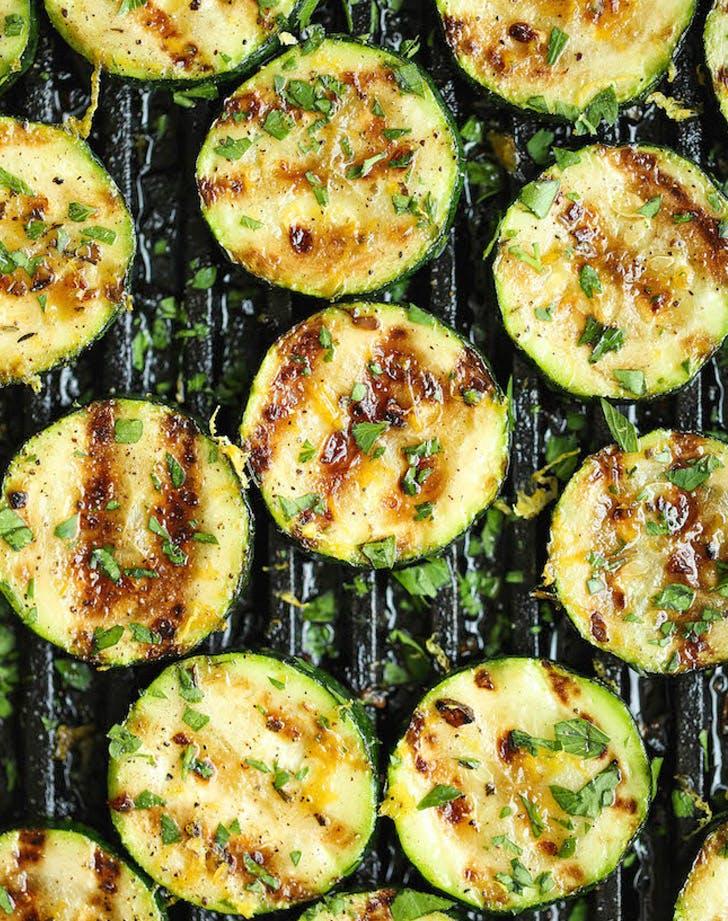 zucchini list