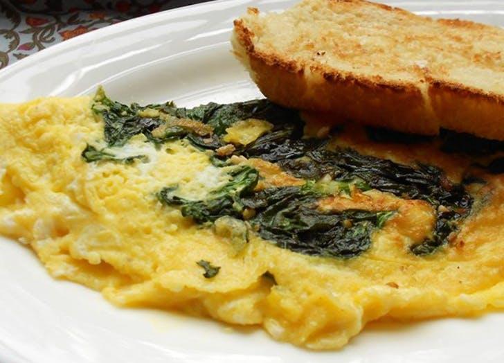 20 omelet