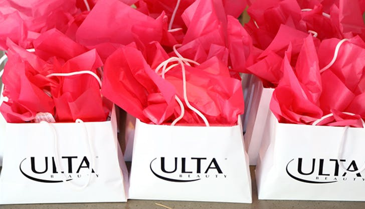 ULTA GIFTS LIST