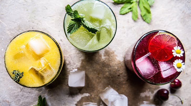 Later, Mimosas: Aguas Frescas Are Our New Favorite Brunch Cocktails