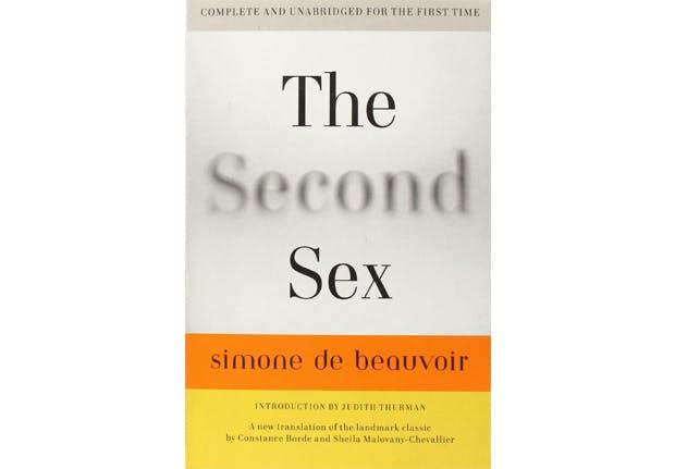 books beauvoir