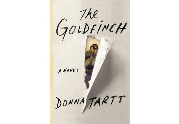 books goldfinch