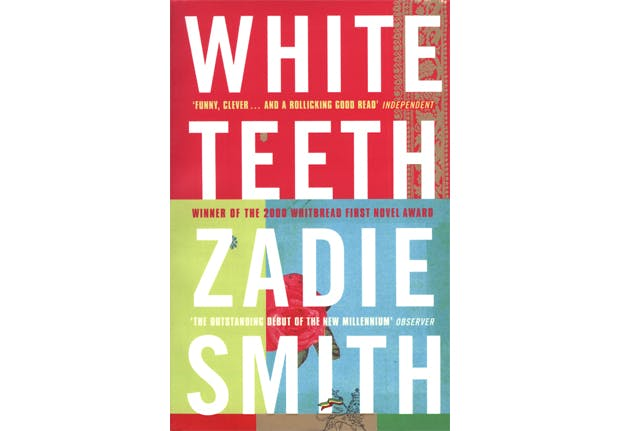 books whiteteeth