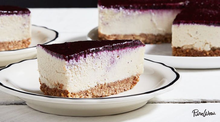 Shhh...This Cheesecake Is Dairy-Free
