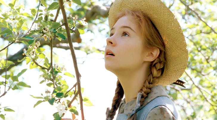 Bookworms Rejoice: A New Anne Of Green Gables Series Is Coming to Netflix