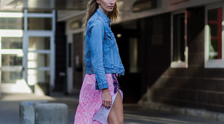 The One Thing You Should Always Do to Your Denim Jacket