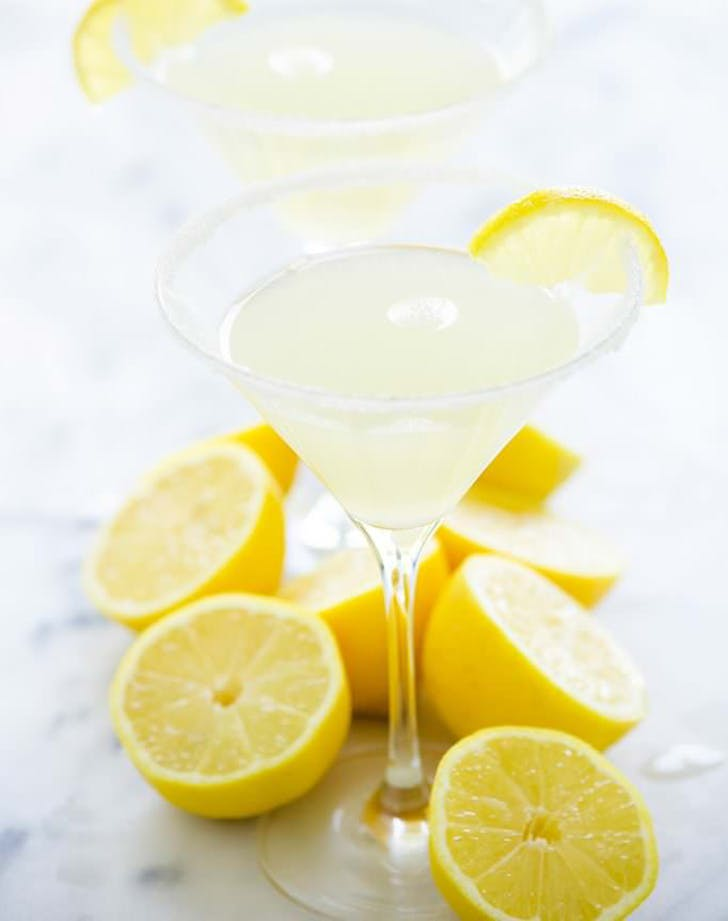 lacroix lemonmartini