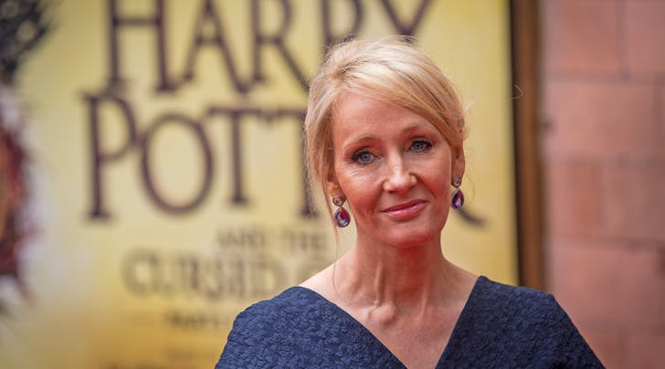 Breaking News: J.K. Rowling Just Announced 3 New Harry Potter Books