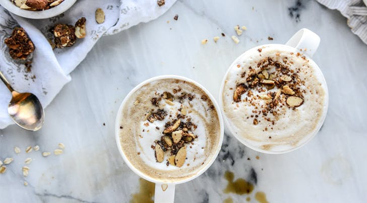 Oatmeal Lattes Might Be the Greatest Breakfast Mash-Up Ever