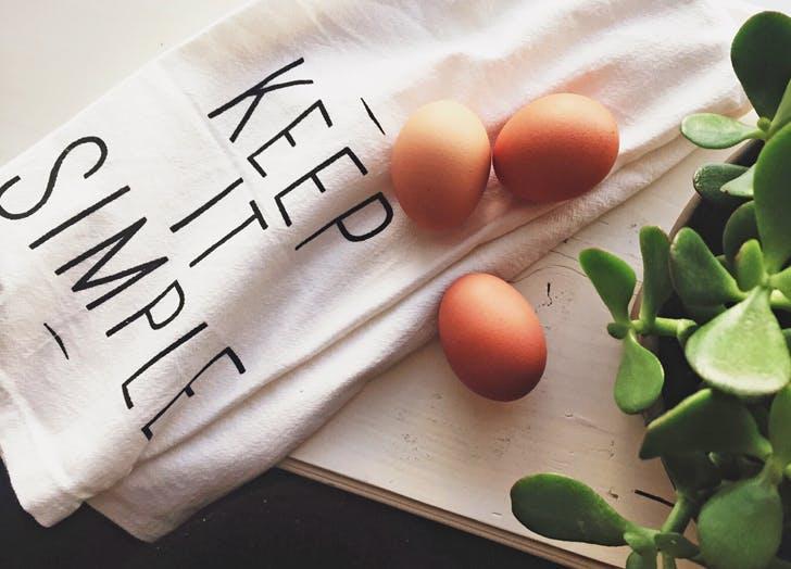 pantry eggs