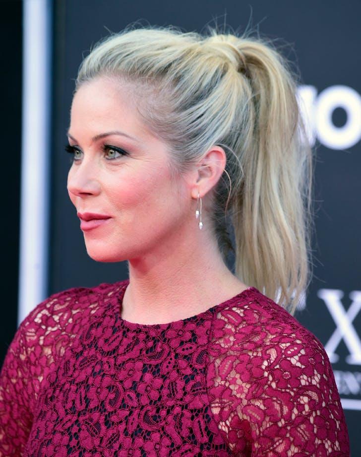 ponytail christina