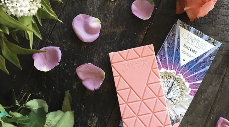 Rosé Chocolate Bars Are Everything You Ever Wanted in Life