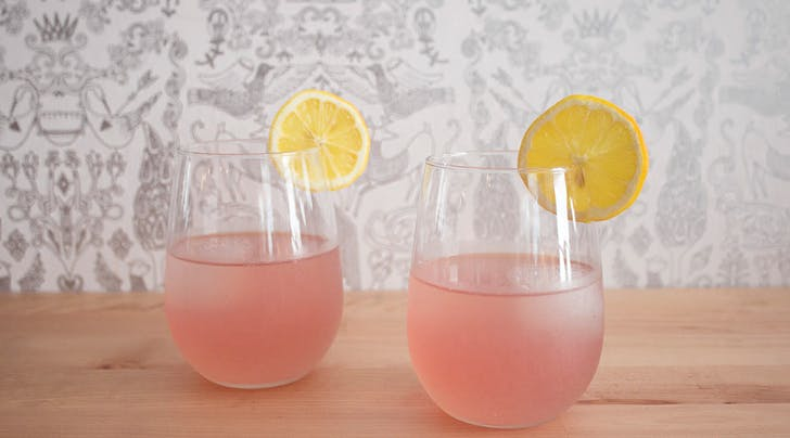Guys, You Have to Try Rosé Lemonade Before Summer Is Over