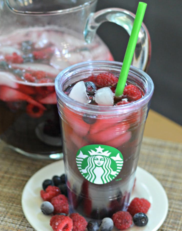 starbucks veryberry