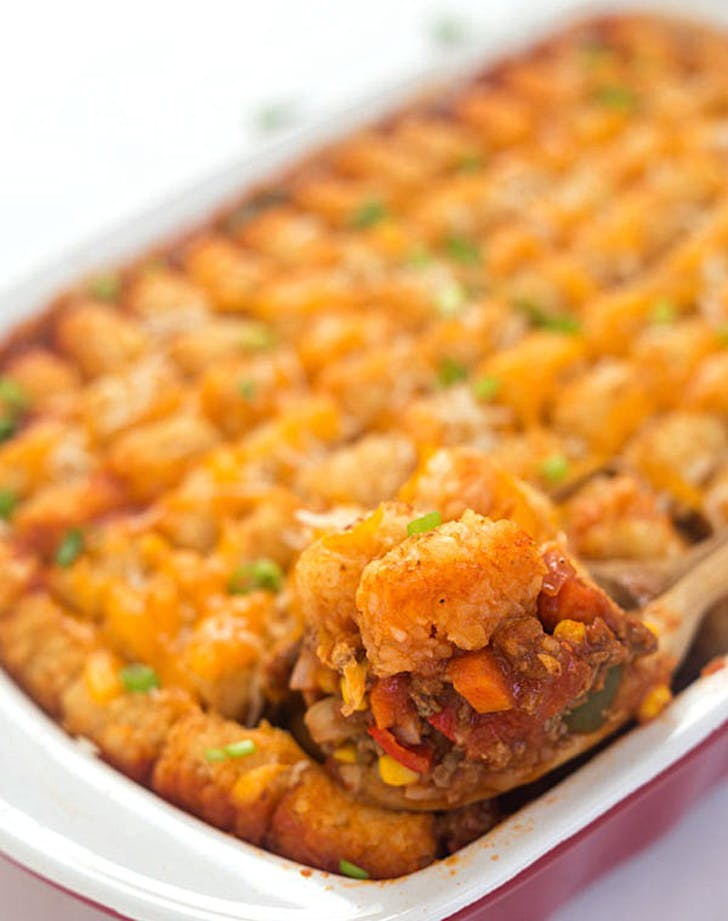 tatertot sloppyjoe