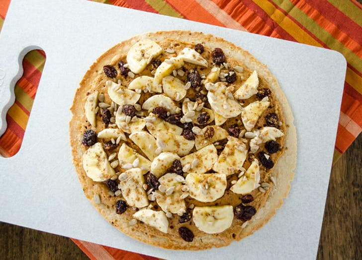 toasteroven breakfastpizza
