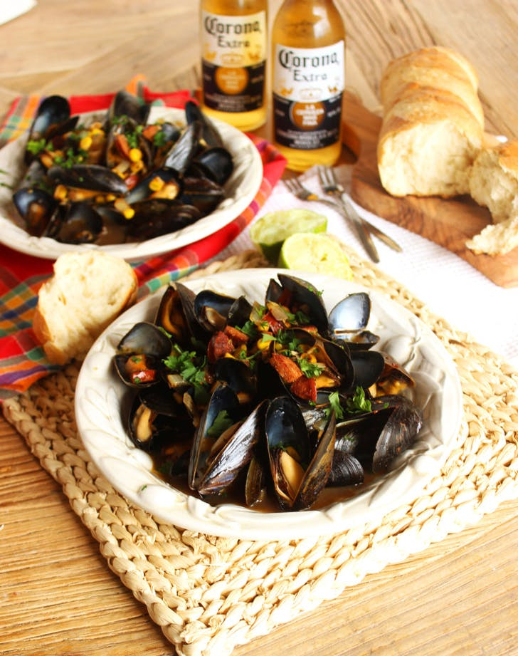 500 mussels